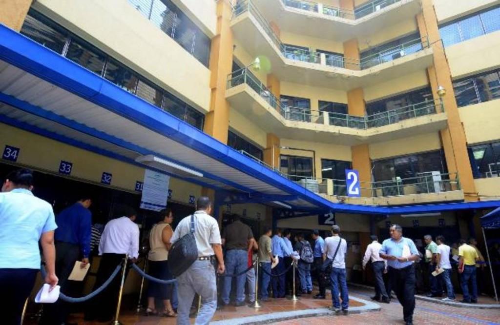 Ministerio de hacienda El Salvador