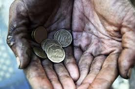 Dinero para pobres