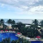 Royal Decamerón Salinitas vista desde el hotel
