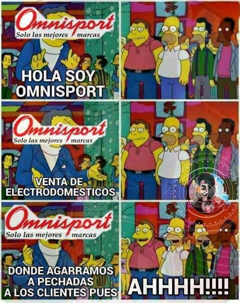 omnisport pechada meme