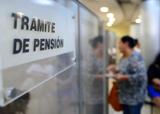personas pensionadas