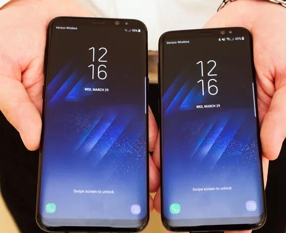Samsung Galaxy S8 y s8 plus El Salvador