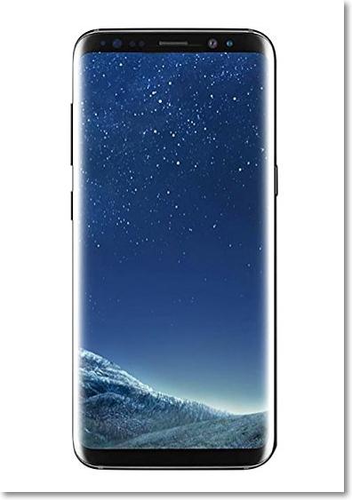 Samsung Galaxy S8 El Salvador