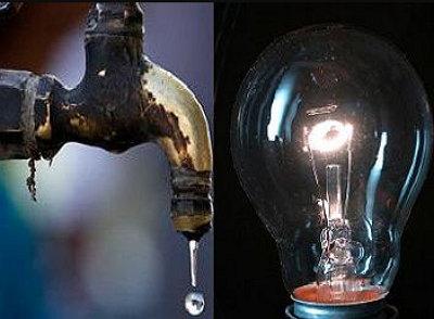 agua y luz imagen