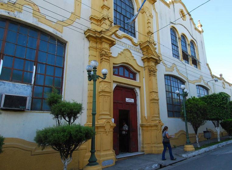 imagen de la alcaldía de San Salvador