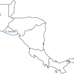 Thumbnail El Salvador: su ubicación en el mapa