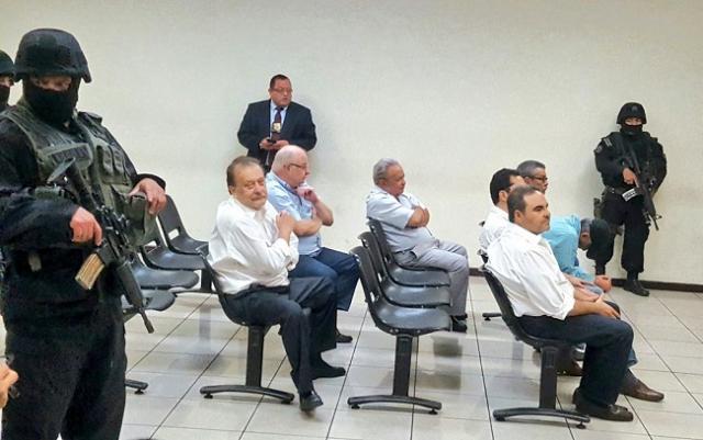 Imagen Tony Saca en el juicio
