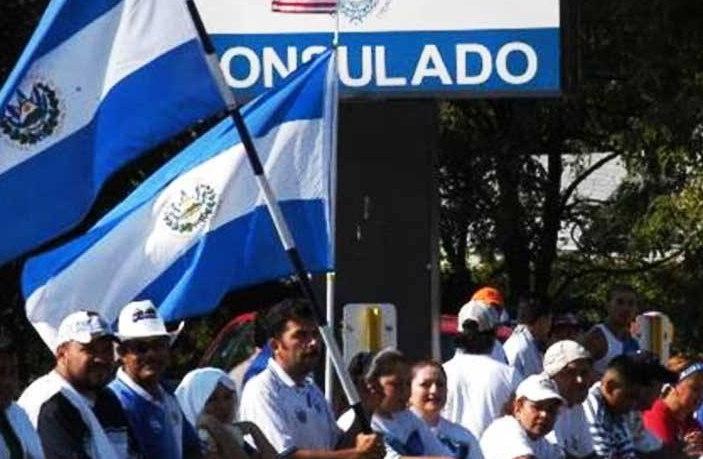 TPS cancelado para los salvadoreños
