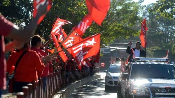 NO votar por el FMLN