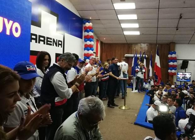 arena gana en san salvador elecciones 2018