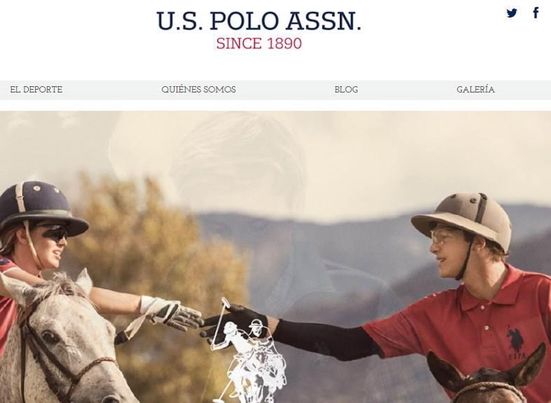 U S Polo Assn el salvador