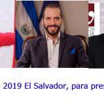 Thumbnail Elecciones presidenciales El Salvador 2019
