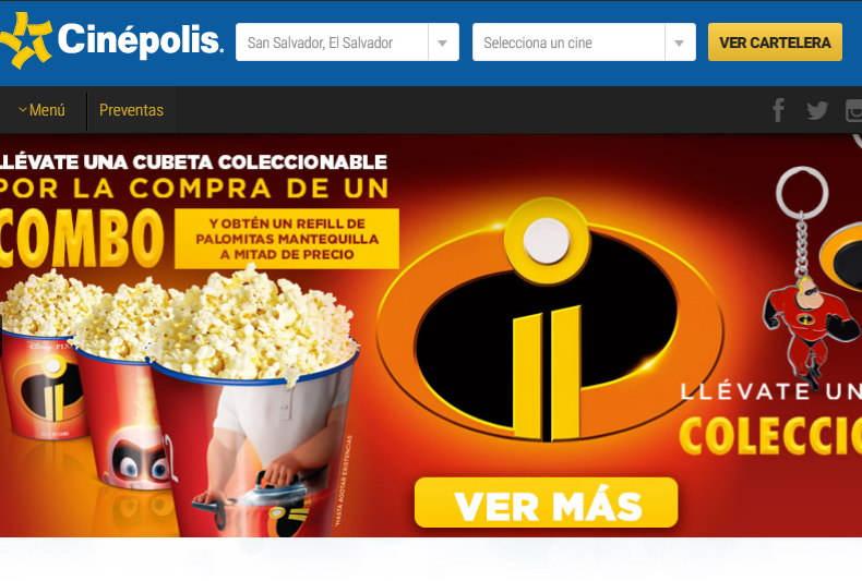 Cinepolis El Salvador