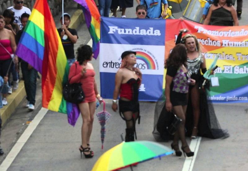 Homosexualidad en El Salvador