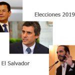 Thumbnail Candidatos a la presidencia de El Salvador 2019