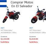 Thumbnail Comprar motos en El Salvador: marcas, precios, detalles y más