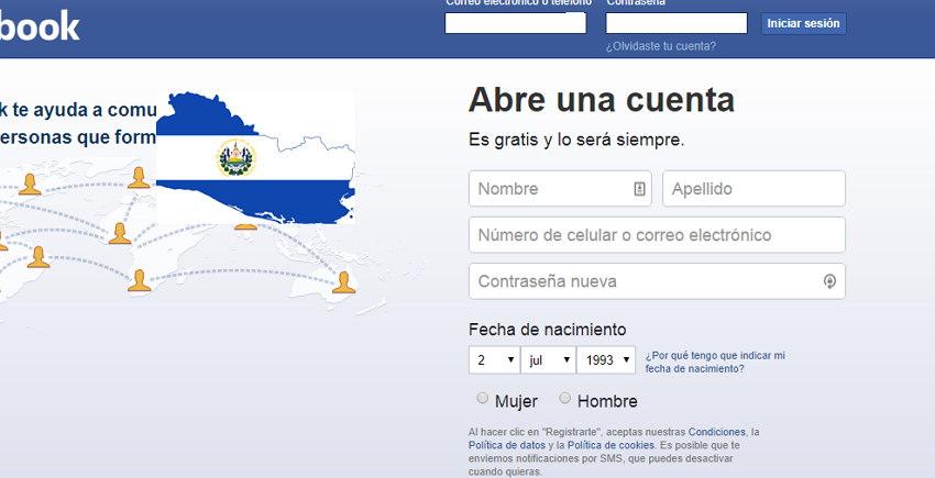 Salvadoreña encuentra pareja por facebook