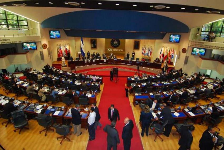 Mayoría Calificada en El Salvador