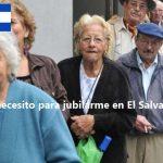 Thumbnail Requisitos para jubilarse en El Salvador