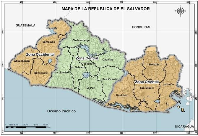 Conoce los 262 municipios de el salvador