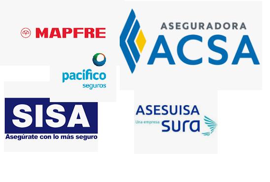 Aseguradoras en El Salvador