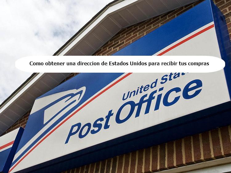 direccion para recibir paquetes en estados unidos