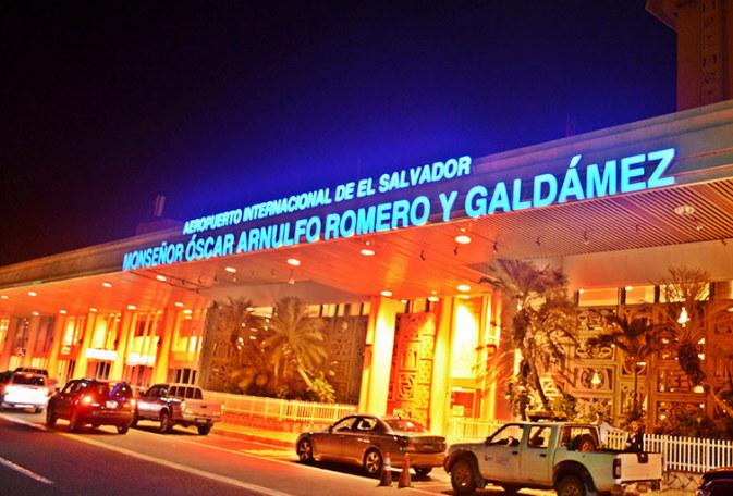 Imagen aeropuerto de el salvador