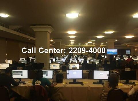 Call center tribunal sv