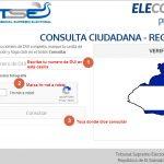 Thumbnail Donde me toca votar 2019 El Salvador: Elecciones presidenciales