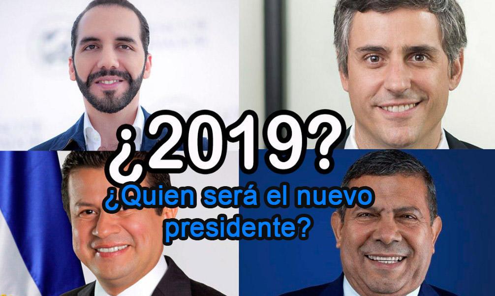 Resultado de las elecciones 2019 El Salvador