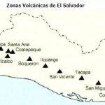 Thumbnail Zonas Volcánicas de El Salvador: Información y Mapa