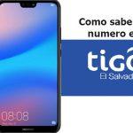 Thumbnail Cómo saber mi número Tigo El Salvador