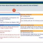 Thumbnail Cómo declarar la renta en línea (2018-2019)  El Salvador