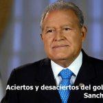 Thumbnail Aciertos y desaciertos del gobierno de Sánchez Ceren (2014-2019)