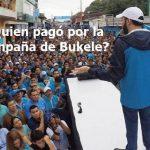 Thumbnail ¿Quienes fueron los financistas de Nayib Bukele en la campaña?
