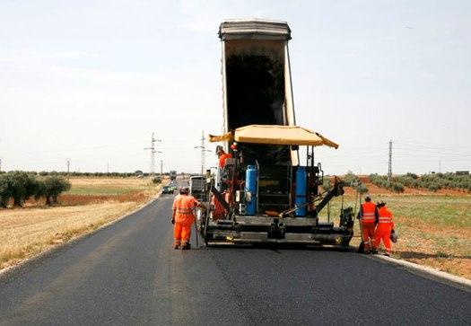 Carreteras de asfalto