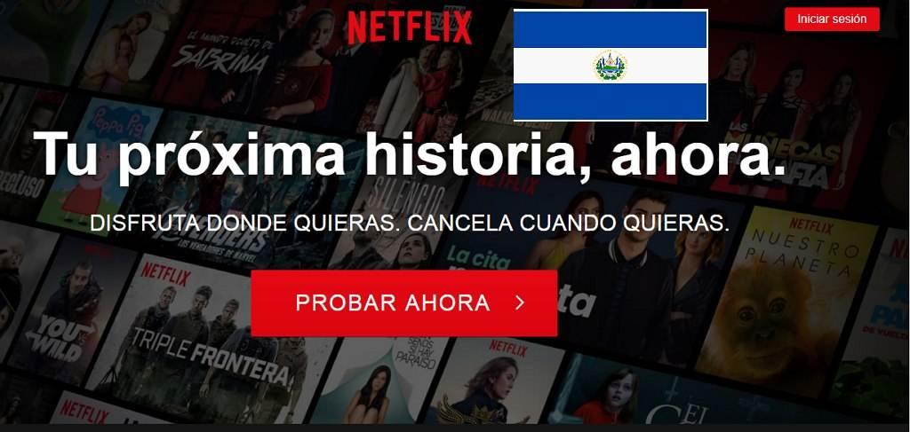 Netflix El Salvador
