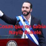 Thumbnail 5 Cosas que no sabías de Nayib Bukele, El Presidente de El Salvador