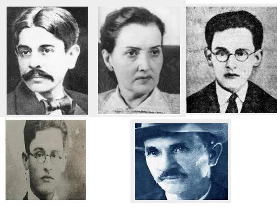 Lista de escritores salvadorenos nombres