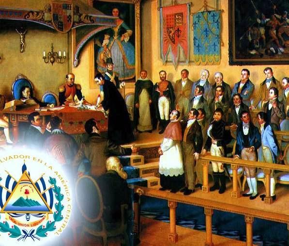 imagenes de independencia el salvador 1811