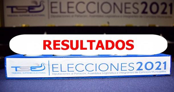 resultados de las elecciones 21 el salvador