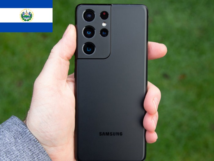 Comprar Samsung Galaxy El Salvador