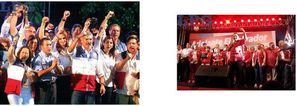 Thumbnail Elecciones en El Salvador 2014: ARENA y FMLN se declaran ganadores ¿Que pasara?