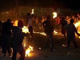 Thumbnail Bolas de Fuego un atractivo turistico en Nejapa