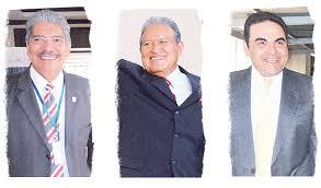 Candidatos presidenciales el salvador