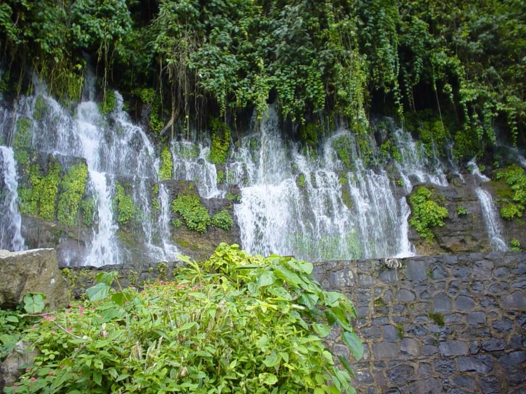Cascadas de juayua
