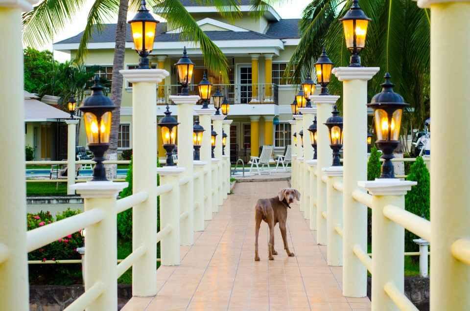 De paseo en la Playa el Espino hotel los manglares