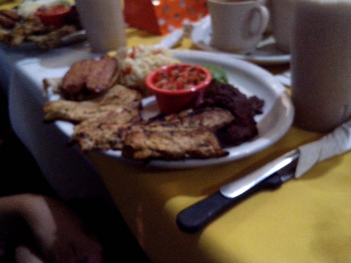 Restaurante El Asador, San Miguel