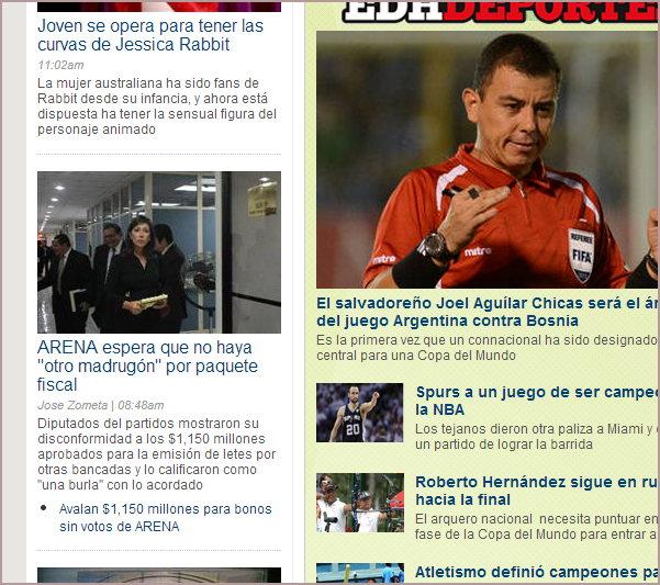 Thumbnail El Diario de Hoy
