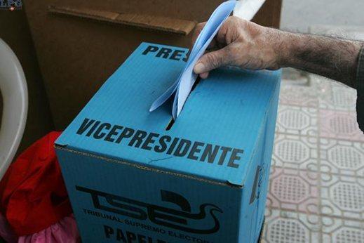 Elecciones Presidenciales El Salvador 2014